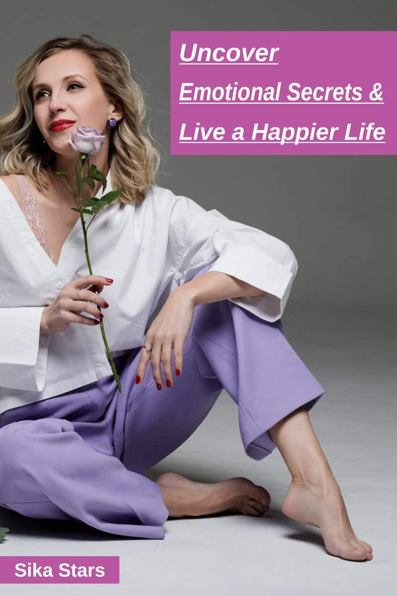 Cover for Uncover Emotional Secrets & Live a Happier Life