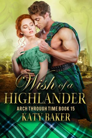 Cover for Wish of a Highlander