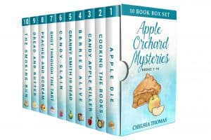 Cover for The Apple Orchard Mysteries
