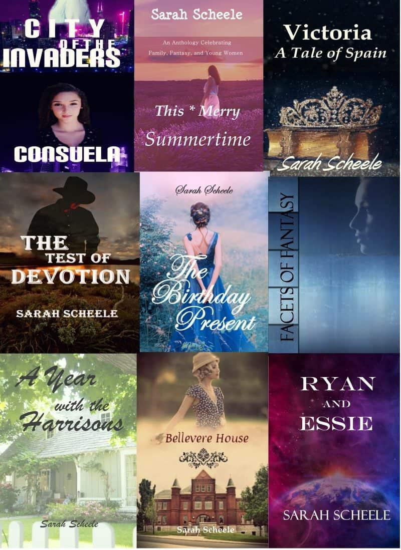 Cover for 10 Book Chapter Sampler