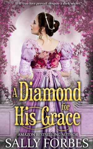 Cover for A Diamond for His Grace