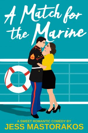 Cover for A Match for the Marine