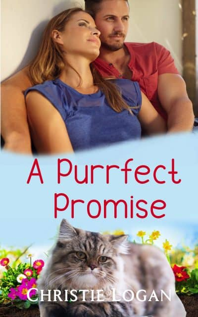 Cover for A Purrfect Promise