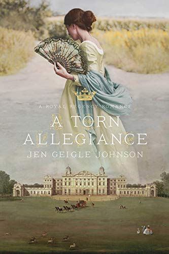Cover for A Torn Allegiance