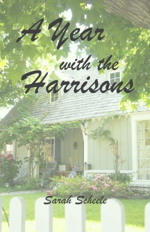 Cover for A Year with the Harrisons