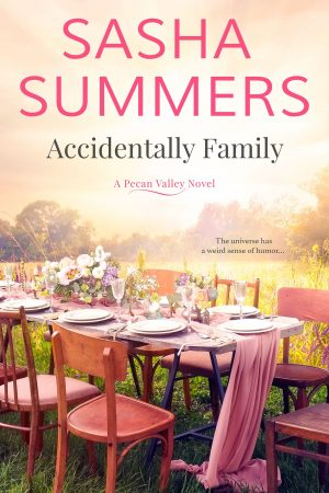 Cover for Accidentally Family