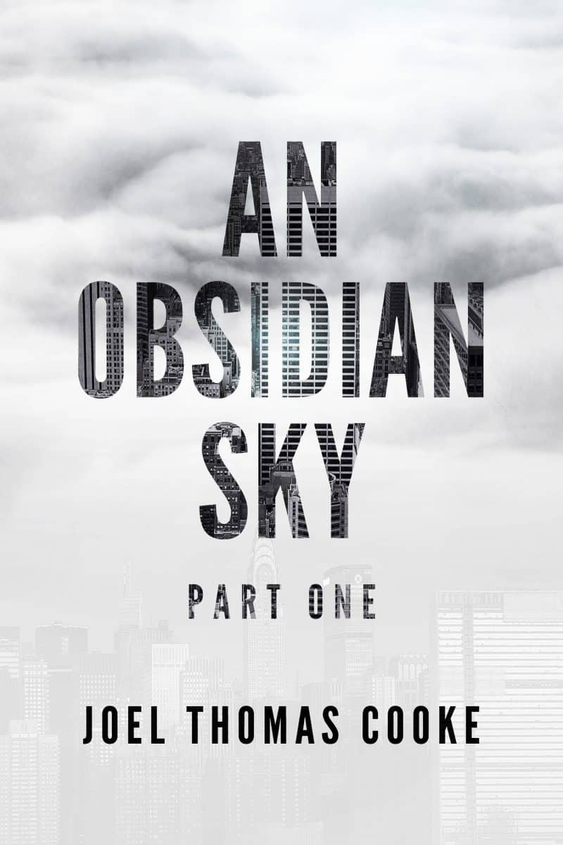 Cover for An Obsidian Sky: Part One