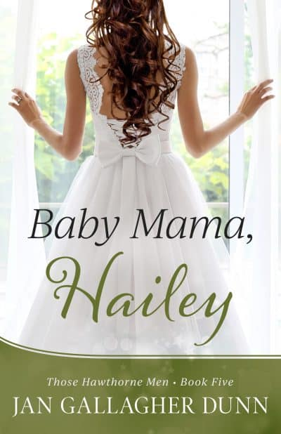 Cover for Baby Mama, Hailey