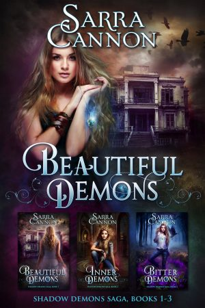 Cover for Beautiful Demons Box Set
