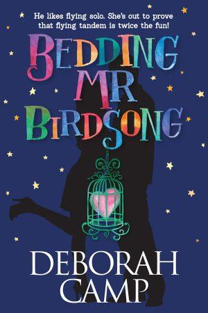 Cover for Bedding Mr. Birdsong