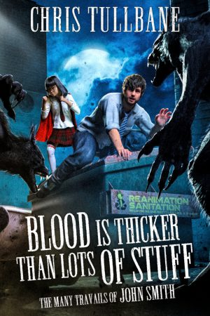 Cover for Blood Is Thicker Than Lots of Stuff