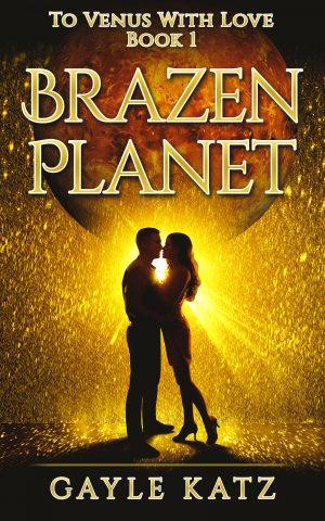 Cover for Brazen Planet
