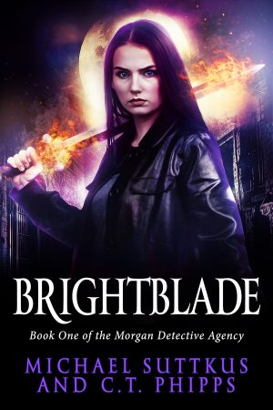 Cover for Brightblade