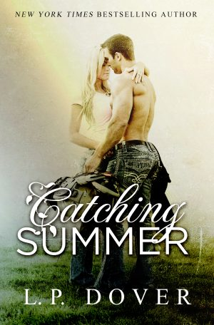 Cover for Catching Summer