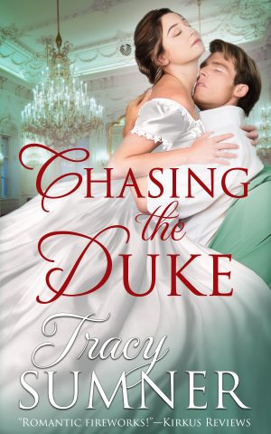 Cover for Chasing the Duke