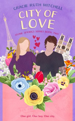 Cover for City of Love