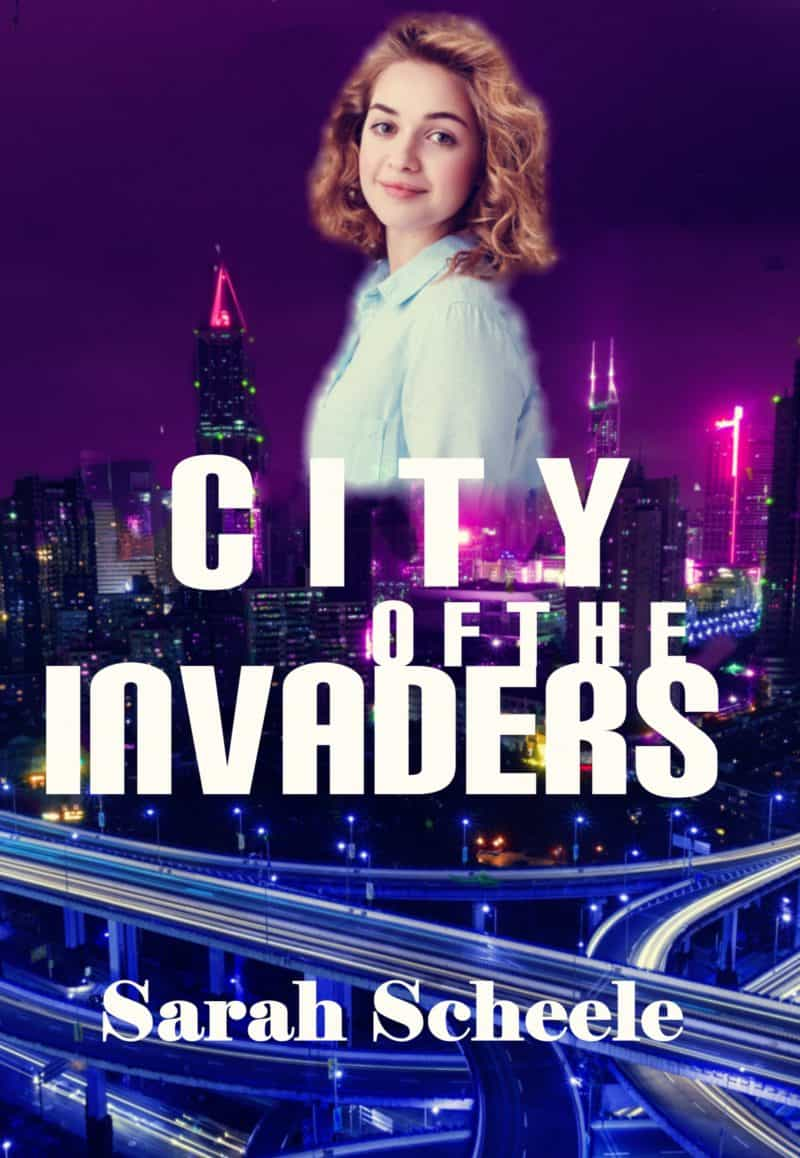 Cover for City of the Invaders