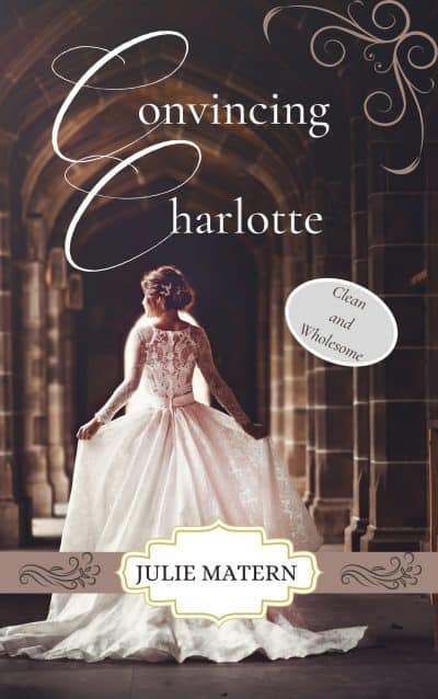 Cover for Convincing Charlotte