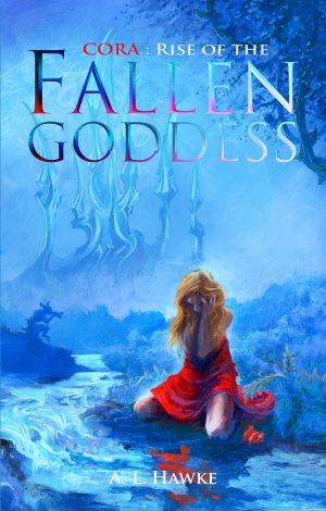 Cover for Cora: Rise of the Fallen Goddess