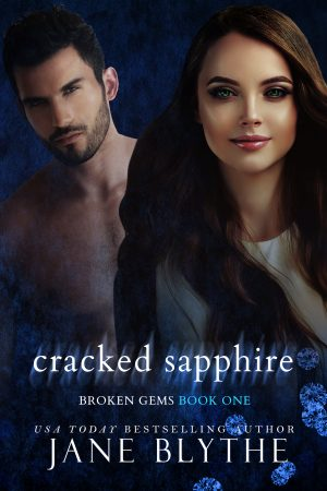 Cover for Cracked Sapphire
