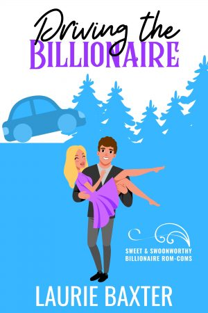 Cover for Driving the Billionaire