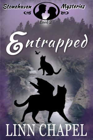 Cover for Entrapped