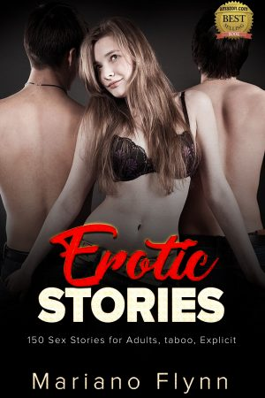 Cover for Erotic Stories 1