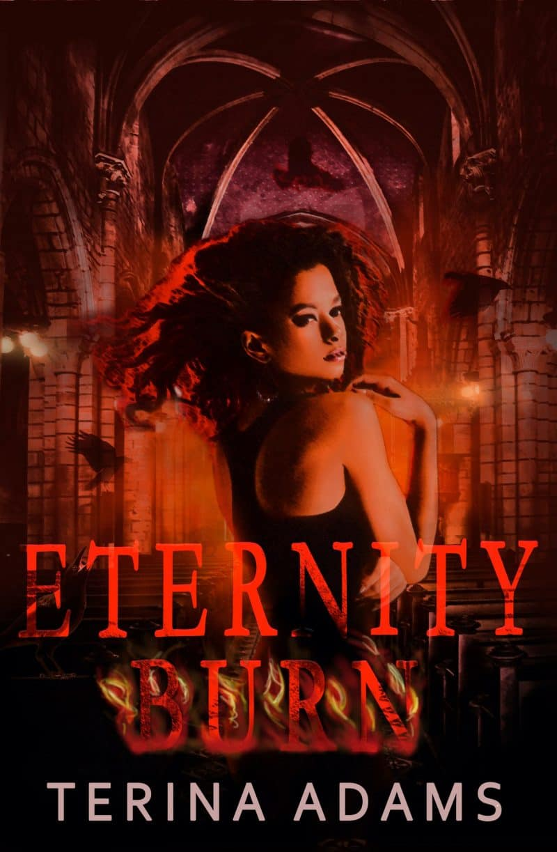 Cover for Eternity Burn