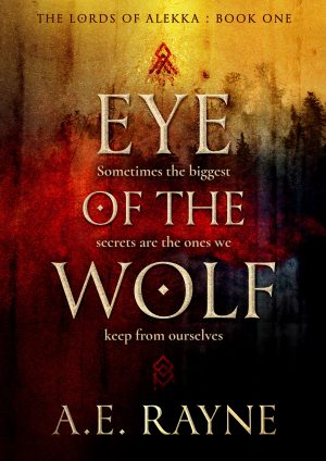Cover for Eye of the Wolf