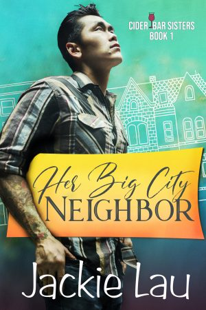 Cover for Her Big City Neighbor