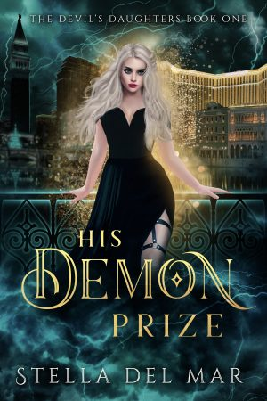 Cover for His Demon Prize