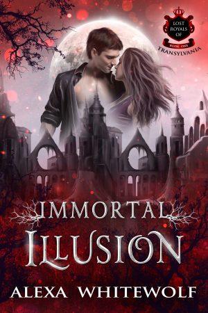Cover for Immortal Illusion