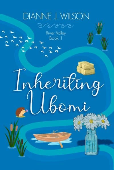 Cover for Inheriting Ubomi