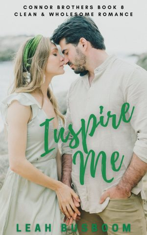 Cover for Inspire Me