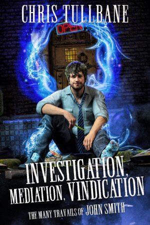 Cover for Investigation, Mediation, Vindication