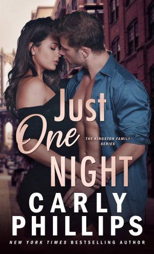 Cover for Just One Night