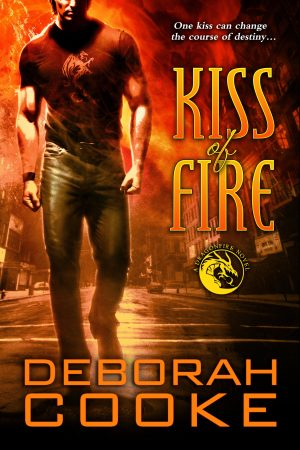 Cover for Kiss of Fire