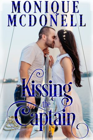 Cover for Kissing the Captain