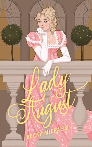 Cover for Lady August