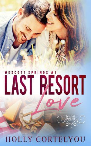 Cover for Last Resort Love