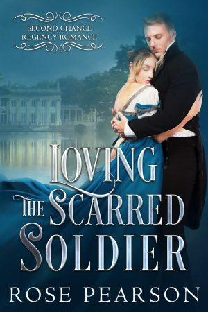 Cover for Loving the Scarred Soldier