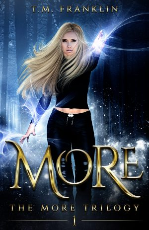 Cover for More