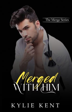 Cover for Merged with Him