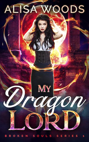 Cover for My Dragon Lord