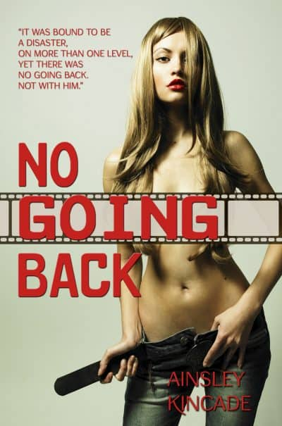 Cover for No Going back