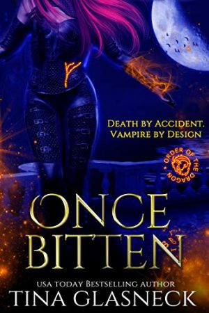 Cover for Once Bitten
