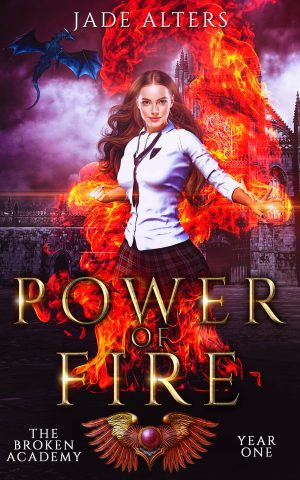 Cover for Power of Fire