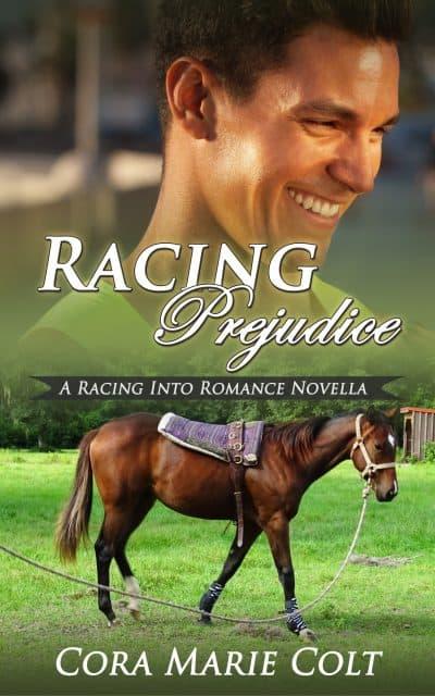 Cover for Racing Prejudice