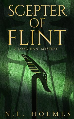 Cover for Scepter of Flint