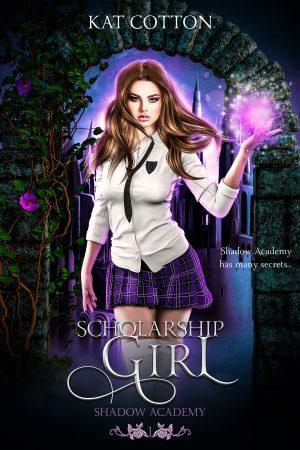 Cover for Scholarship Girl